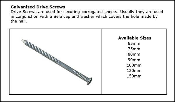 Drive Screw